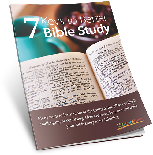 7 Keys to Better Bible Study