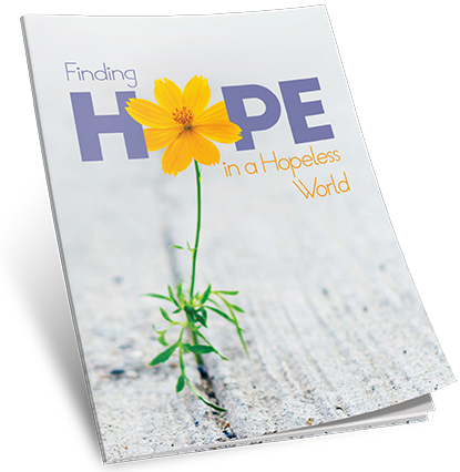 Finding Hope in a Hopeless World Booklet