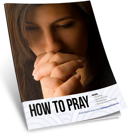 How to Pray Study Guide