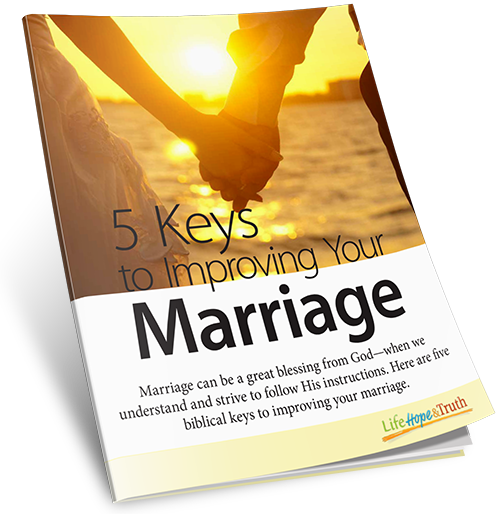 5 Keys to Improving Your Marriage