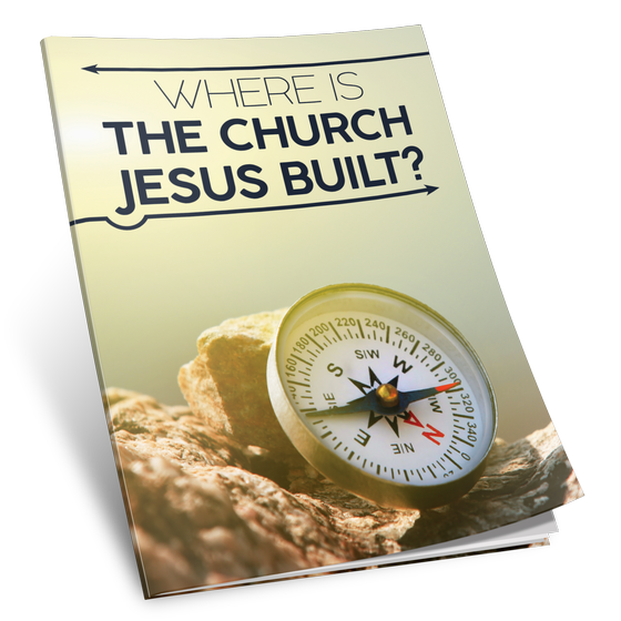 Where is the Church Jesus Built?